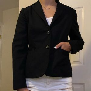 Black Nine West blazer